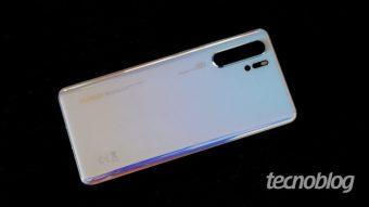 Huawei anuncia Android Q para oito celulares, incluindo o P30 Pro