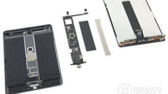 Os novos iPad Mini e iPad Air (2019) utilizam cola até nos cabos