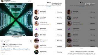 Instagram estuda esconder número de likes em fotos