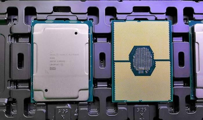 Série Xeon Platinum (imagem: AnandTech)