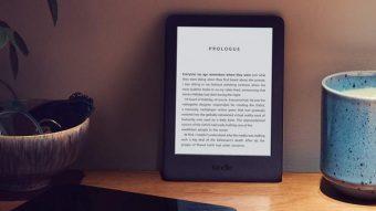 Amazon lança novo Kindle básico com iluminação por R$ 349 no Brasil