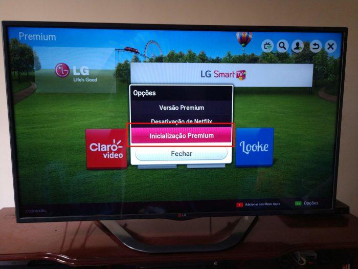 LG / NetCast / como instalar netflix tvs lg