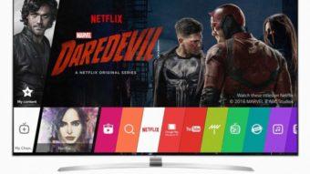 Como instalar o aplicativo da Netflix em Smart TVs da LG