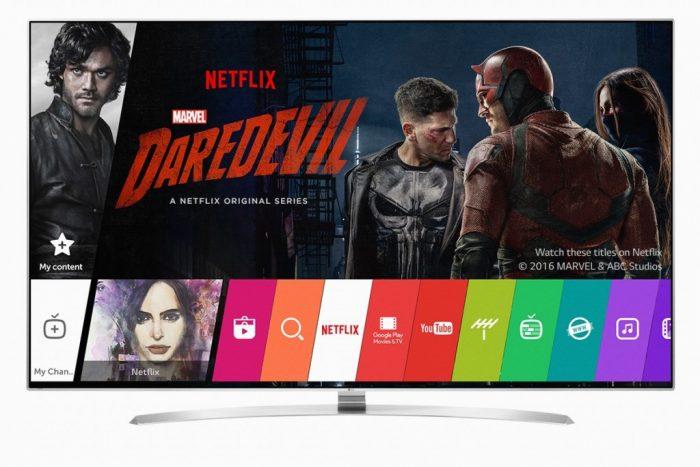 LG / webOS / Netflix / como instalar netflix tvs lg