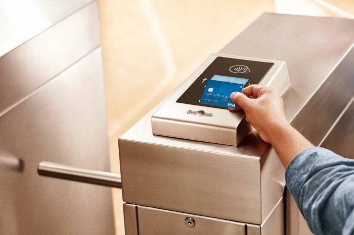 MetrôRio: pagamento via aproximação com cartão de crédito