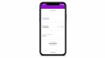 Nubank libera opção de empréstimo pessoal para mais usuários