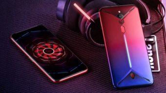 Nubia Red Magic 3 é um celular gamer com ventoinha e que grava vídeo em 8K