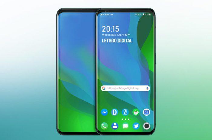 Oppo tem patente de segunda tela retrátil para celulares