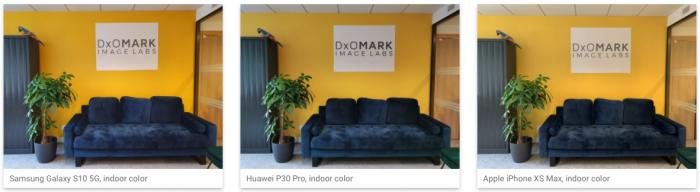 """Galaxy S10 5G tem renderização de cores """"agradável"""", segundo DxOMark"""