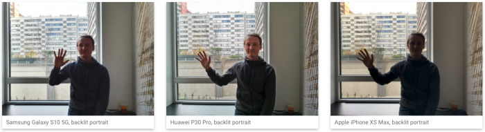 Huawei P30 Pro tem exposição melhor que Galaxy S10 5G