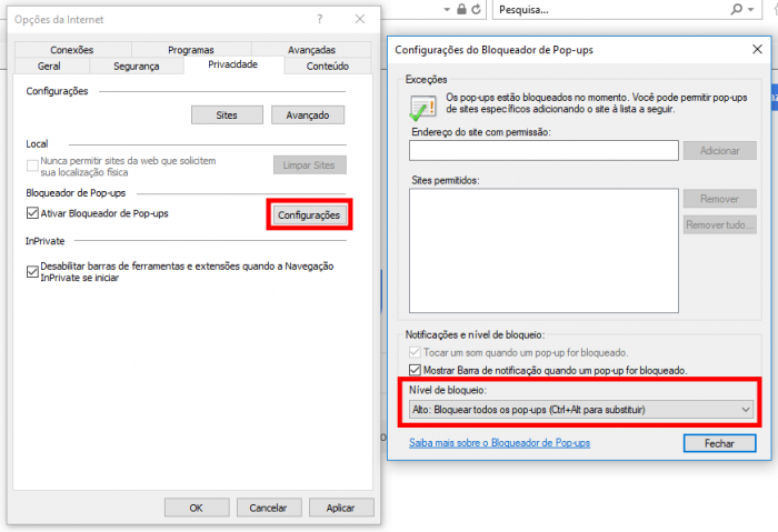 Como desativar pop-ups no Internet Explorer | Internet | Tecnoblog