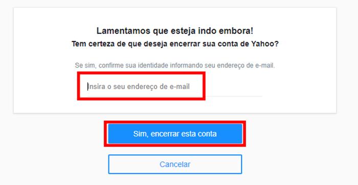 yahoo / como recuperar e-mails do yahoo