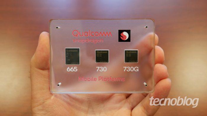 Qualcomm Snapdragon 665, 730 e 730G