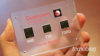 Snapdragon 730G tem GPU mais potente para smartphones gamers