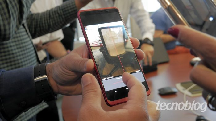 Qualcomm Snapdragon 665 - Design de referência / câmera