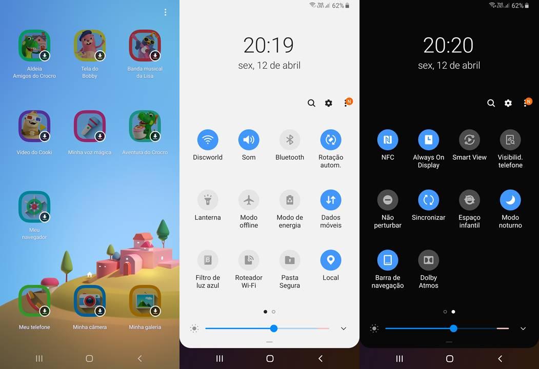 Samsung Galaxy A9 - One UI