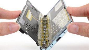 Samsung pede e iFixit tira do ar o desmonte do Galaxy Fold
