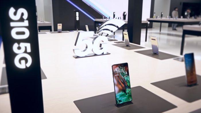 5G (Imagem: Reprodução/Samsung)