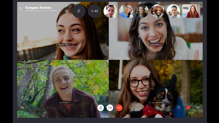 Skype (Imagem: Divulgação/Skype)