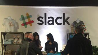 Slack permite enviar mensagens para colegas que ainda usam e-mail