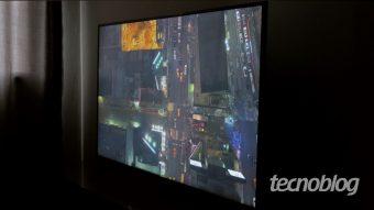 TV 4K Samsung NU7100: a basicona que ainda dá um bom caldo