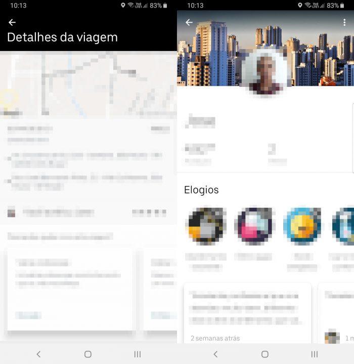 Android / Uber / uber motorista