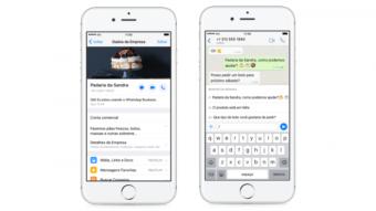 WhatsApp Business para iPhone sai do beta e chega ao Brasil