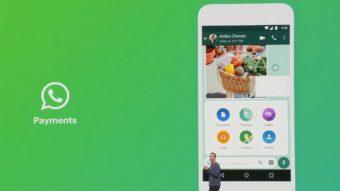 WhatsApp Payments será lançado este ano no Brasil e em mais países