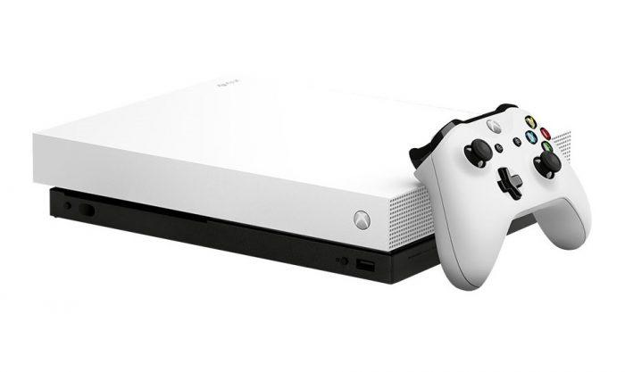 Microsoft / Xbox One X