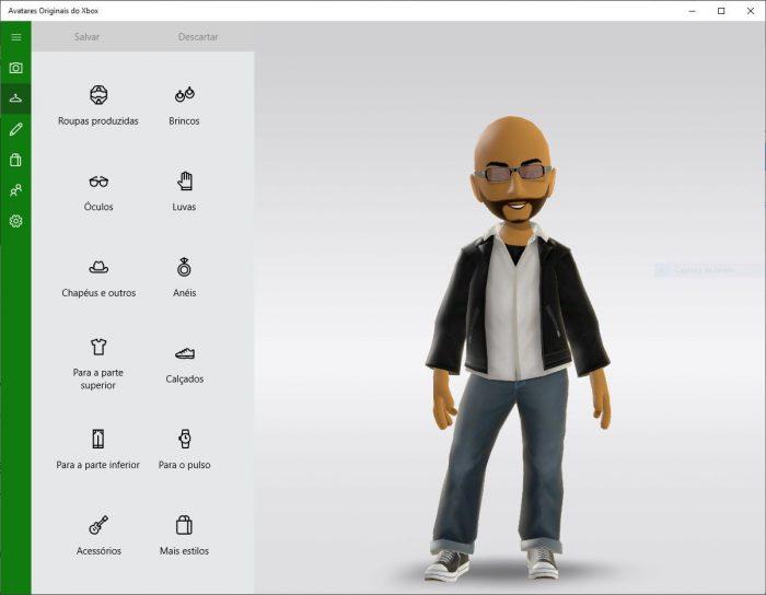 Microsoft / Avatares originais do Xbox / xbox avatar