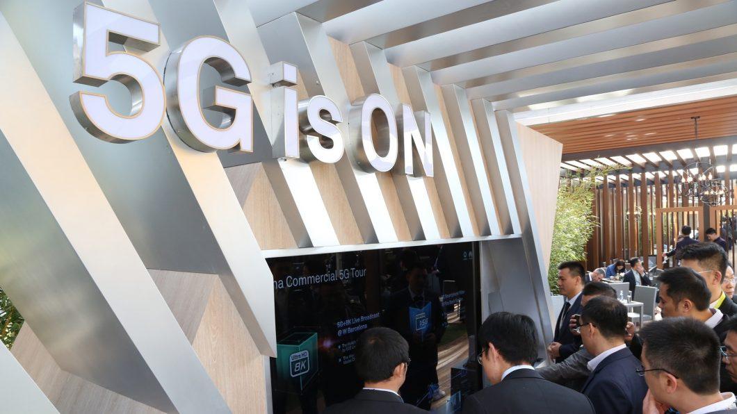 5G (Imagem: Divulgação/Huawei)