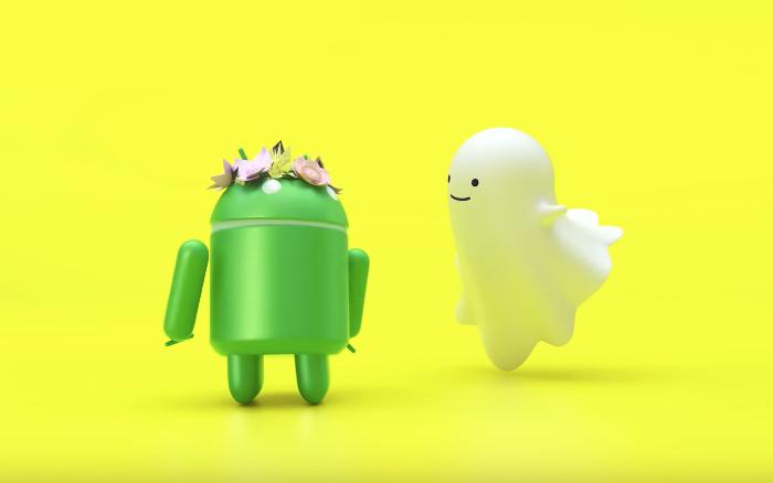 Android Snapchat