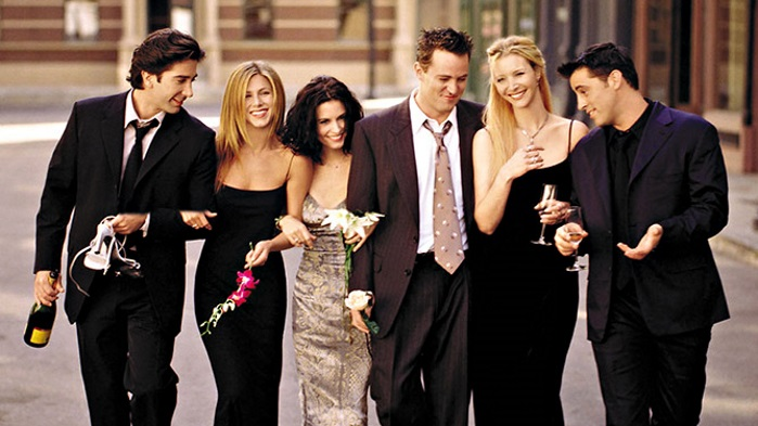 Friends (Imagem: Divulgação/Warner)