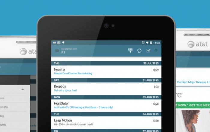 Maildroid - Agendar Emails