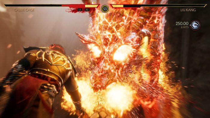Mortal Kombat 11 - Liu Kang