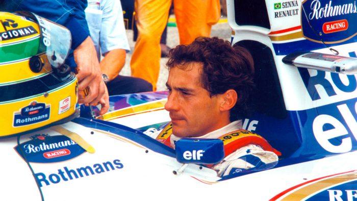 Senna- O Brasileiro. O Herói. O Campeão.