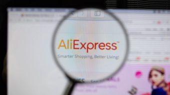 AliExpress contrata voos semanais para entregas da China ao Brasil
