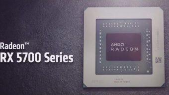 AMD Radeon RX 5700 traz arquitetura Navi e vai brigar com a RTX 2070