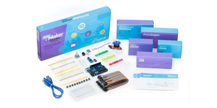 Kit Starter / Arduino / o que é arduino