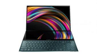 Asus anuncia notebooks ZenBook Duo e Pro Duo com duas telas
