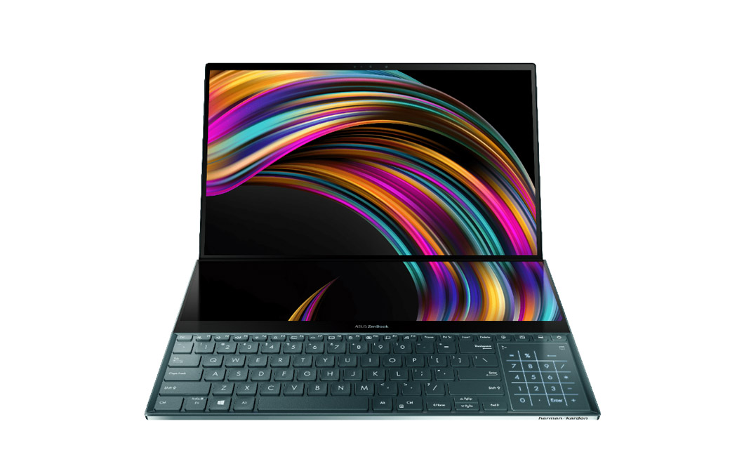 Resultado de imagem para Asus ZenBook Pro Duo