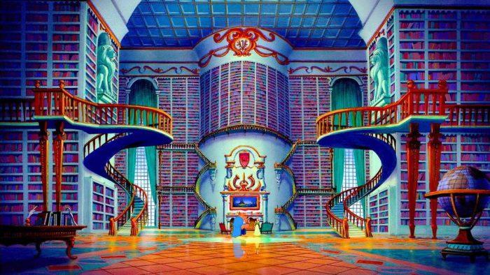Disney / A Bela e a Fera / o que é e-book