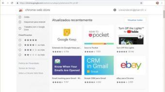 Google aumenta regras para deixar extensões do Chrome mais seguras