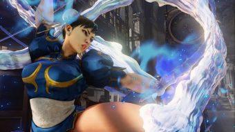 3 truques com a Chun Li em Street Fighter V