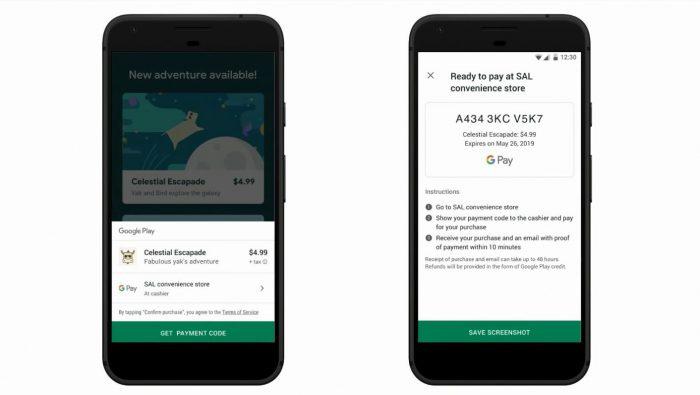 Google Play permite pagar apps do Android em dinheiro – Celular