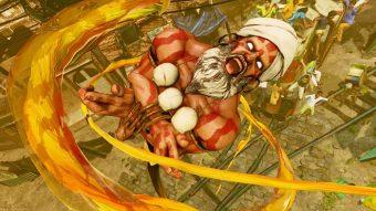 3 truques com o Dhalsim em Street Fighter V