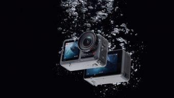DJI Osmo Action é uma câmera de ação 4K que vem para brigar com as GoPro