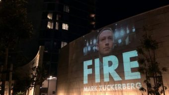 Acionistas do Facebook não conseguem tirar Zuckerberg do comando