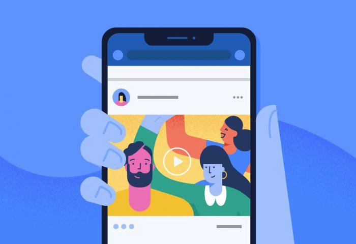 Facebook vai destacar vídeos mais longos e publicados pelos autores originais