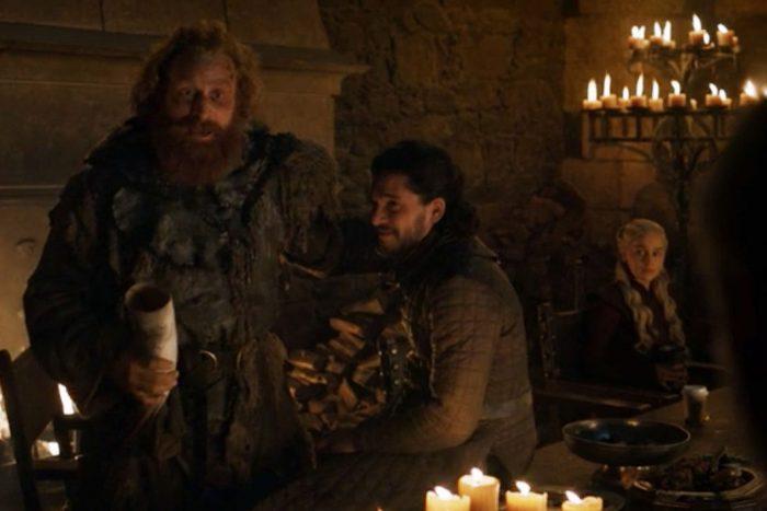 HBO remove copo que apareceu por engano em Game of Thrones